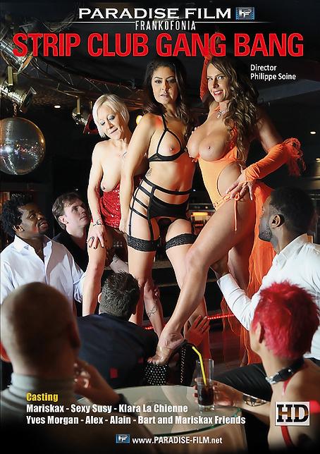 Strip Club Gang Bang