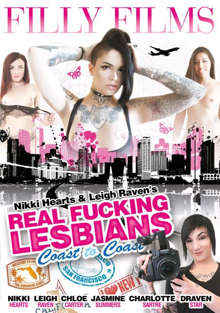 Real Fucking Lesbians - Coast To Coast